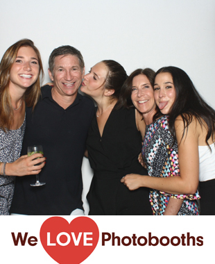 NY  Photo Booth Image from Private Residence in Bridgehampton, NY
