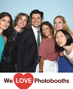 New York Photo Booth Image from Tribeca Rooftop in New York, New York