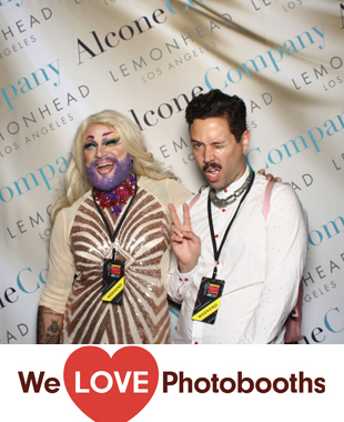 NY Photo Booth Image from Javits Center in New York,  NY
