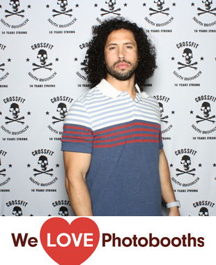 Crossfit South Brooklyn Photo Booth Image