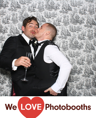 NY  Photo Booth Image from A Private Estate in  Germantown, NY
