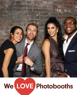 NY Photo Booth Image from The Foundry in Queens, NY