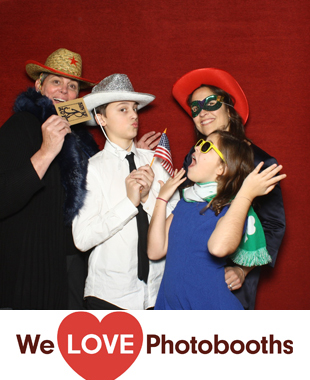 NY  Photo Booth Image from Picnic House Prospect Park in Brooklyn, NY
