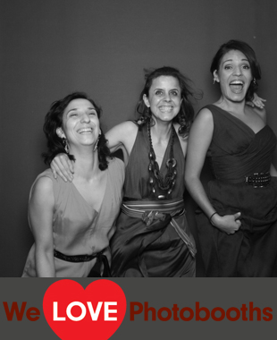 Berkshire Country Club Photo Booth Image