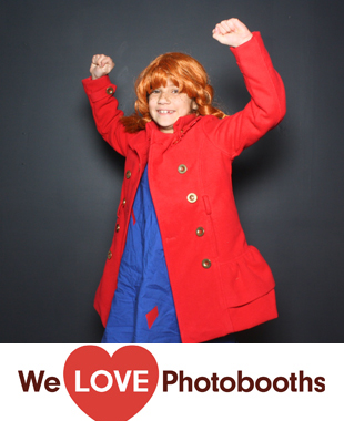 New Jersey Photo Booth Image from We Love Photobooths in Lambertville, New Jersey