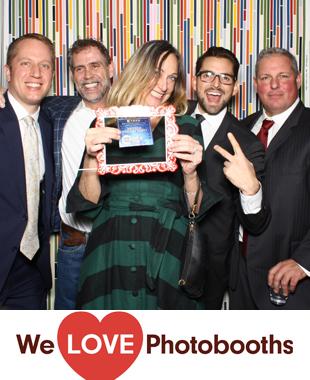 Ny Photo Booth Image from Pier 60 in New York, Ny