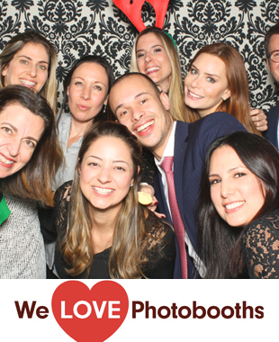 NY  Photo Booth Image from Safra Bank in New York, NY
