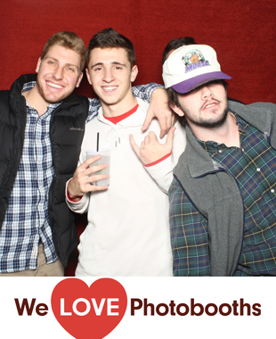 PA  Photo Booth Image from Puck in Doylestown, PA