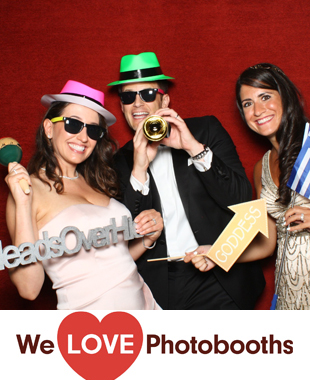 Cipriani Wall Street Photo Booth Image