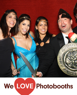 NY  Photo Booth Image from Cipriani Wall Street in New York, NY