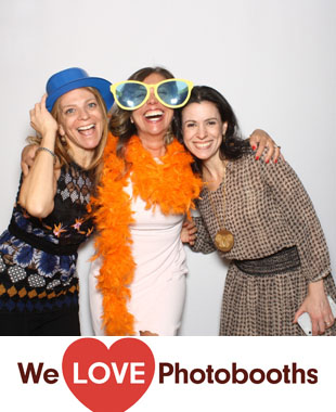 Park Avenue Synagogue  Photo Booth Image