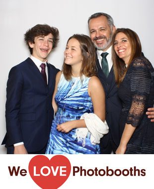 NY Photo Booth Image from Park Avenue Synagogue  in New Yor, NY