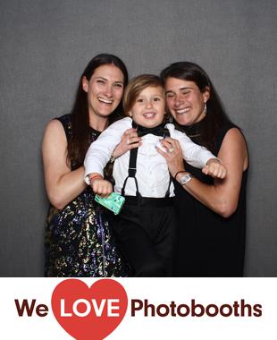 Woodbury Jewish Center Photo Booth Image
