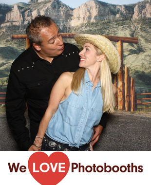 CT  Photo Booth Image from Woodway Country Club in Darien, CT