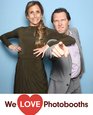 NY  Photo Booth Image from Sunny Atlantic Beach Club in Atlantic Beach, NY