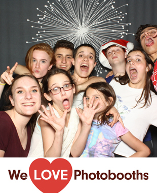 NJ  Photo Booth Image from Diamond Gymnastics in East Hanover, NJ