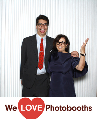 NY Photo Booth Image from IAC in New York, NY