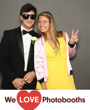 Fairview Country Club Photo Booth Image