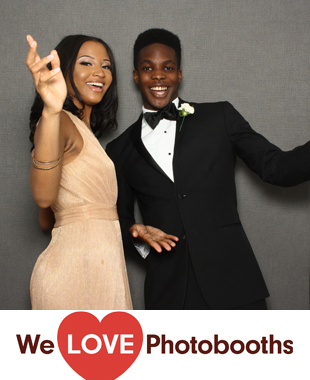 CT Photo Booth Image from Fairview Country Club in Greenwich, CT