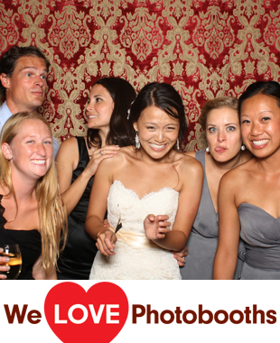 CT Photo Booth Image from Chamard Vineyards in Clinton, CT