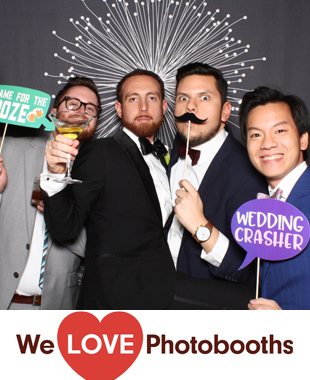 The Metropolitan Club Photo Booth Image