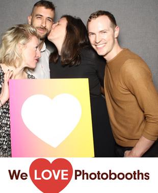NY  Photo Booth Image from Tribeca 360 in New York, NY