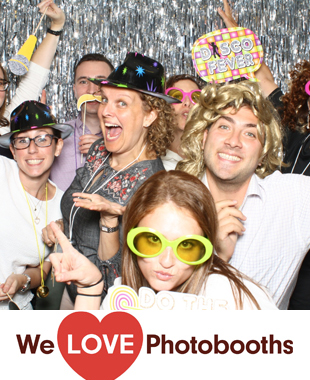 NY  Photo Booth Image from UJA-Federation of New York in New York, NY