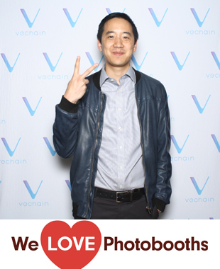 NY  Photo Booth Image from WeWork Times Square in New York, NY