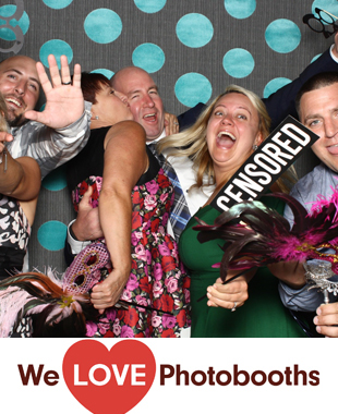 NJ Photo Booth Image from WoodsEdge Farm in Stockton,  NJ