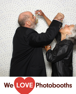 Russ and Daughters at the Jewish Museum Photo Booth Image