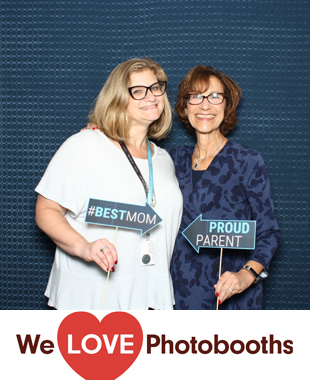 Dow Jones Photo Booth Image