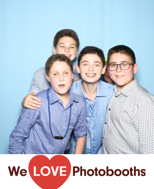 Coliseum Photo Booth Image