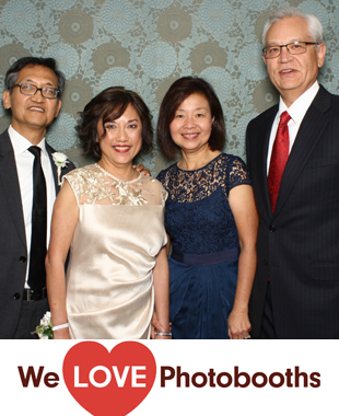 Baltusrol Golf Club Photo Booth Image