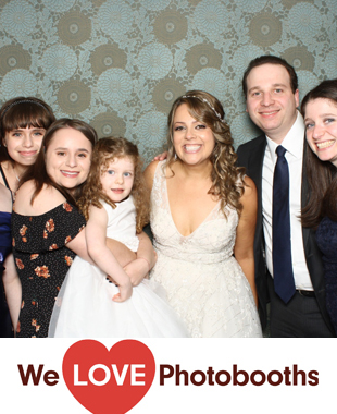 NJ  Photo Booth Image from Baltusrol Golf Club in Springfield, NJ