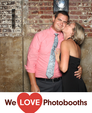 NY Photo Booth Image from Radegast Hall and Biergarten in Brooklyn, NY