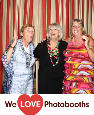 NY Photo Booth Image from Onteora Club in Tannersville, NY