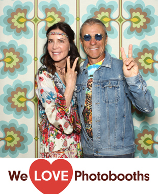 NY  Photo Booth Image from Topping Rose House in Bridgehampton, NY
