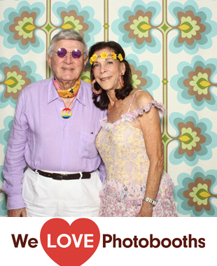 Topping Rose House Photo Booth Image