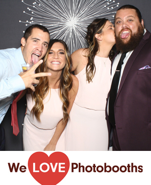 NY  Photo Booth Image from Allegria Hotel in Long Beach, NY