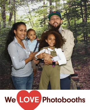 John Dorr Nature Labq Photo Booth Image
