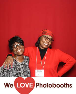 NJ Photo Booth Image from Rutgers University Visitor Center in Piscataway, NJ
