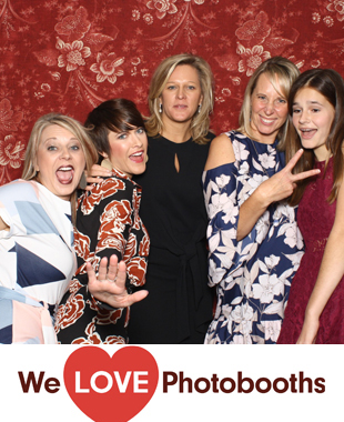 Atlantic City Country Club Photo Booth Image
