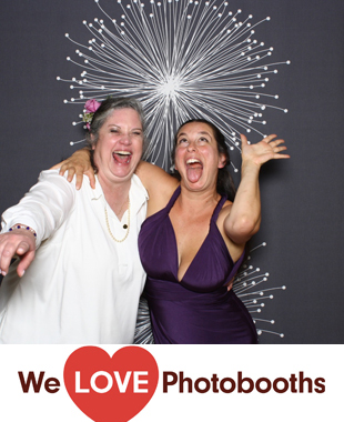PA  Photo Booth Image from Eagle Fire House in New Hope, PA