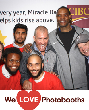 CIBC Photo Booth Image