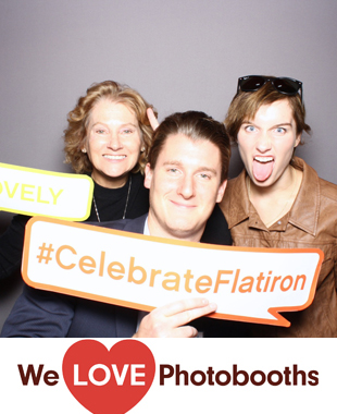 NY  Photo Booth Image from 230 5th in New York, , NY