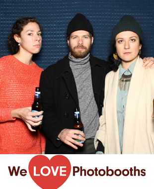 NY  Photo Booth Image from Triskelion Arts in Brooklyn, NY