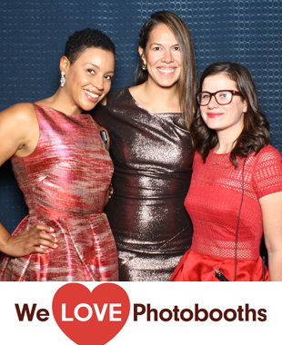 NY  Photo Booth Image from Ziegfeld Ballroom in New York, NY