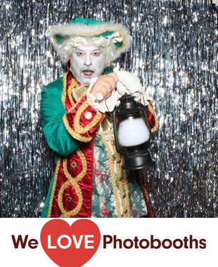 New Jersey Photo Booth Image from  in Lambertville NJ, New Jersey
