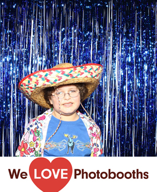 Buckingham Friends School Photo Booth Image