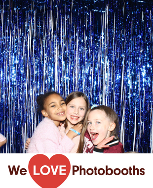 PA  Photo Booth Image from Buckingham Friends School in Lahaska, PA